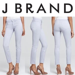 J Brand jeans | skinny leg 811 jeans light purple